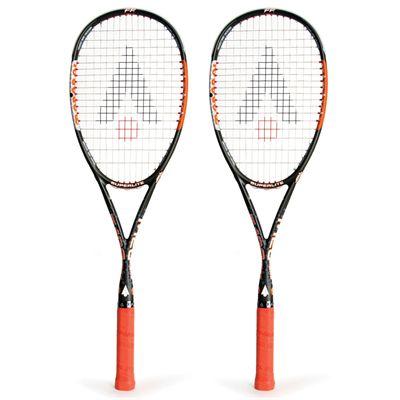 Karakal T 120 FF Squash Racket Double Pack AW16