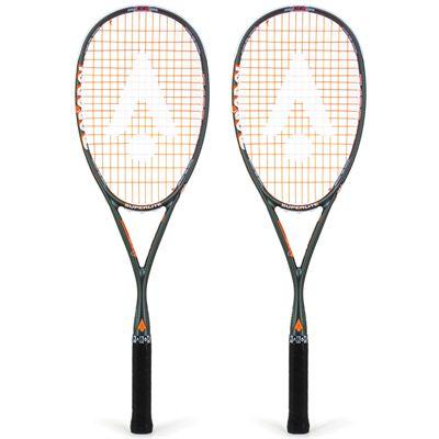 Karakal T 120 FF Squash Racket Double Pack AW18