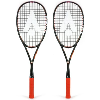 Karakal T 120 FF Squash Racket Double Pack AW19