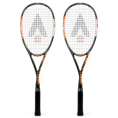 Karakal T 120 FF Squash Racket Double Pack Image