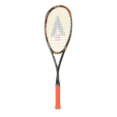 Karakal T 120 FF Squash Racket Double Pack - Angle