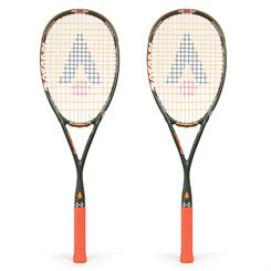 Karakal T 120 FF Squash Racket Double Pack