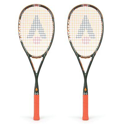 Karakal T 120 FF Squash Racket Double Pack SS17