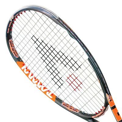 Karakal T 120 FF Squash Racket-Head View
