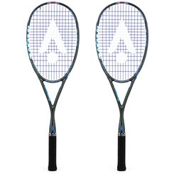 Karakal T 130 FF Squash Racket Double Pack