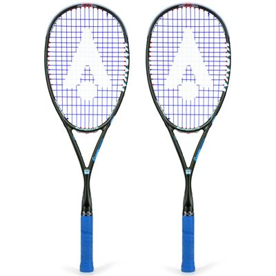 Karakal T 130 FF Squash Racket Double Pack AW19