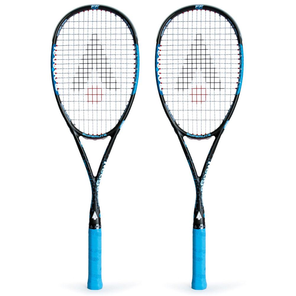Karakal T Edge FF Squash Racket Double Pack