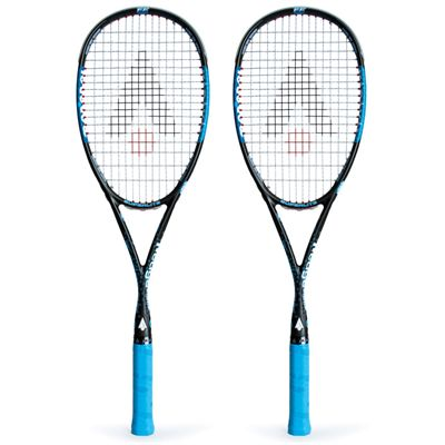 Karakal T Edge FF Squash Racket Double Pack AW16
