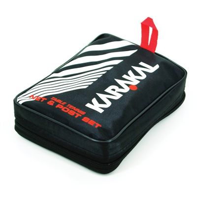 Karakal Table Tennis Net And Posts Set Cover Back
