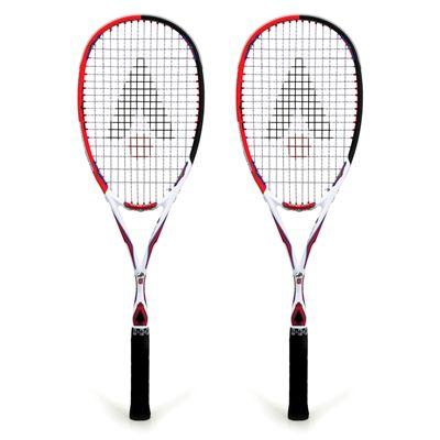 Karakal Tec Gel 120 Squash Racket Double Pack