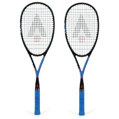 Karakal Tec Lite 130 Squash Racket Double Pack 2014
