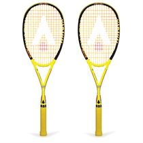 Karakal Tec Pro Elite FF Squash Racket Double Pack