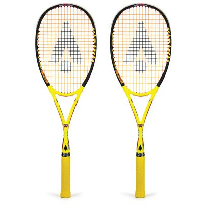 Karakal Tec Pro Elite FF Squash Racket Double Pack AW19