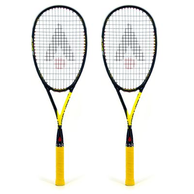 Karakal Tec Tour 140 Squash Racket Double Pack 2014