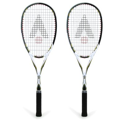 Karakal Tec Tour 140 Squash Racket Double Pack