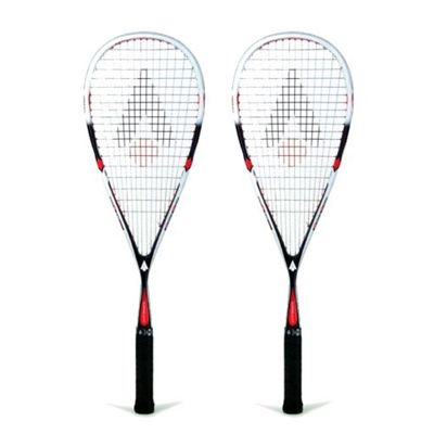 Karakal Tribal SL 125 Squash Racket Double Pack