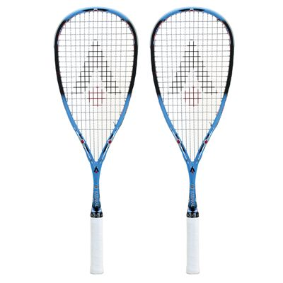 Karakal V-GR 150 Squash Racket Double Pack