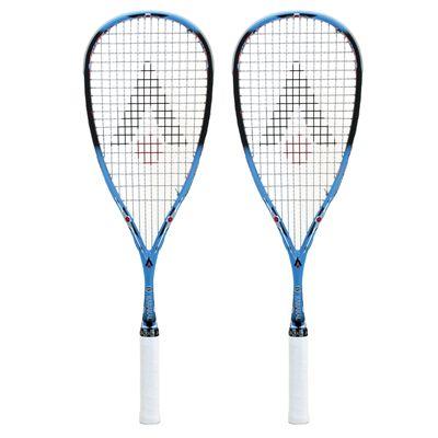 Karakal V-GR 150 Squash Racket Double Pack