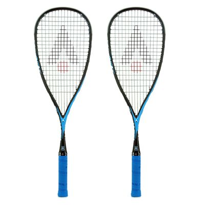 Karakal V-GT 135 Squash Racket Double Pack