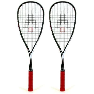 Karakal V-Ti 125 Squash Racket Double Pack 2014