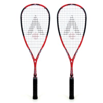 Karakal V-Ti 125 Squash Racket Double Pack