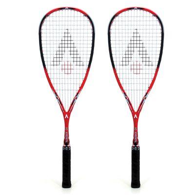 Karakal V-Ti 125 Squash Racket Double Pack