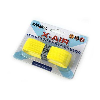 Karakal X-Air Replacement Grip-Yellow
