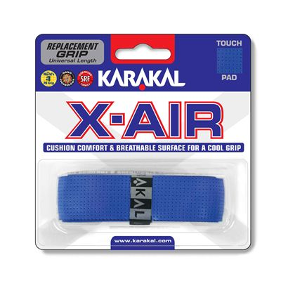 Karakal X-Air Replacement Grip - Blue