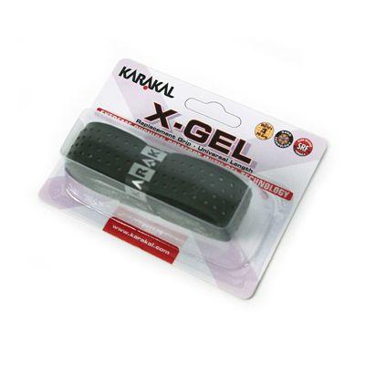 Karakal X-Gel Replacement Grip-Black