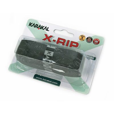 Karakal X-Rip Replacement Grip-Black