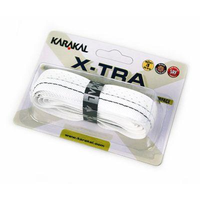 Karakal X-Tra Replacement Grip-White