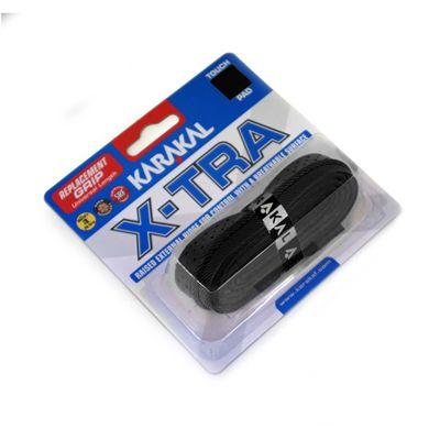 Karakal X-Tra Replacement Grip - Black - Angle
