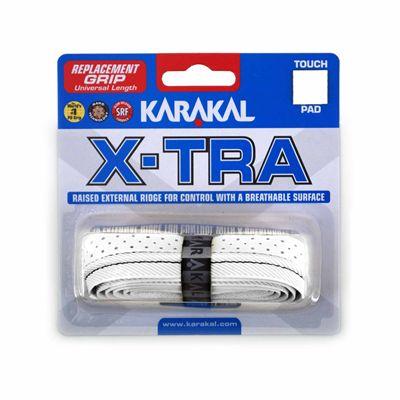 Karakal X-Tra Replacement Grip - White
