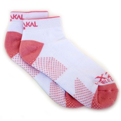 Karakal X2 Plus Ladies Trainer Socks - Pink