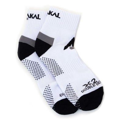 Karakal X2 Plus Mens Ankle Socks - Black