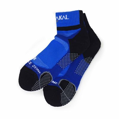 Karakal X4 Ankle Socks - Blue
