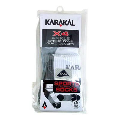 Karakal X4 Technical Ankle Socks - secondary image 2