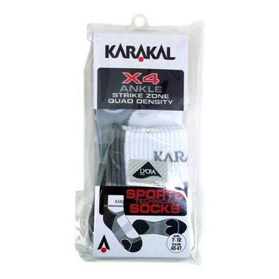 Karakal X4 Technical Ankle Socks - secondary image 2