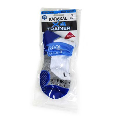 Karakal X4 Trainer Socks - Package
