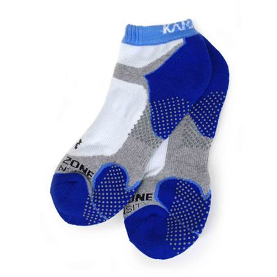 Karakal X4 Trainer Socks - White