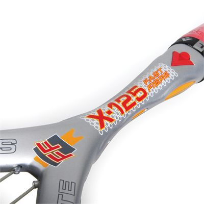 Karakal X 125 FF Squash Racket AW16-Throat