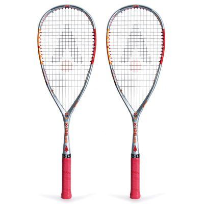 Karakal X 125 FF Squash Racket Double Pack AW16