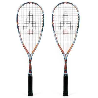 Karakal X 125 FF Squash Racket Double Pack