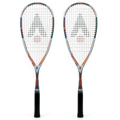 Karakal X 125 FF Squash Racket Double Pack