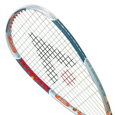 Karakal X 125 FF Squash Racket-Head View