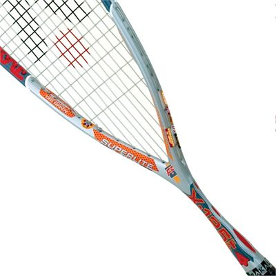 Karakal X 125 FF Squash Racket-String View