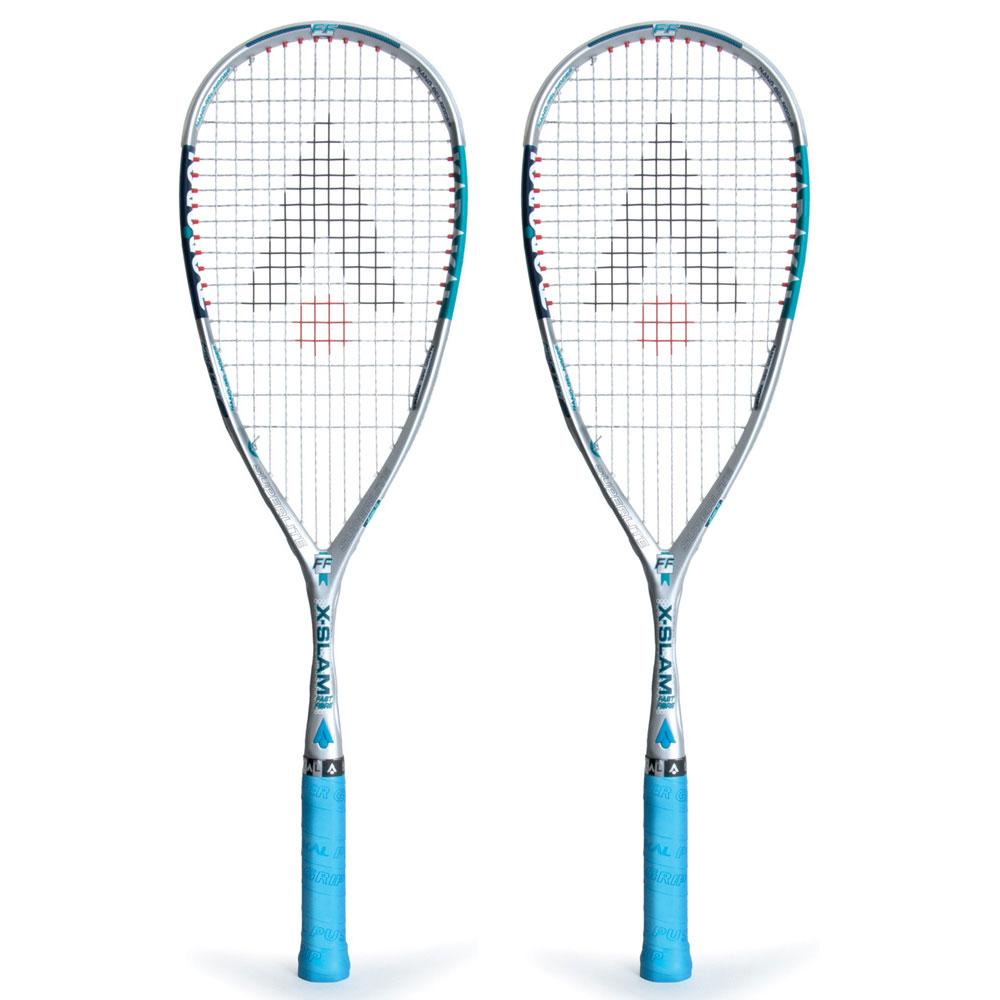 Karakal X Slam FF Squash Racket Double Pack