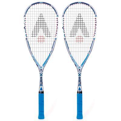 Karakal X Slam FF Squash Racket Double Pack Image