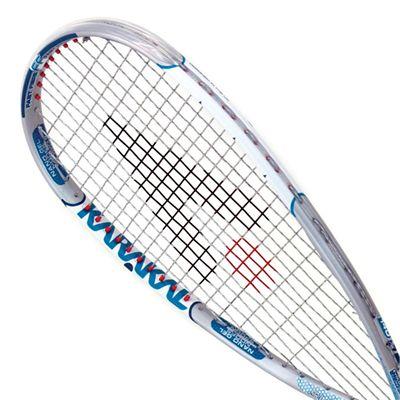 Karakal X SLAM FF Squash Racket-Head View