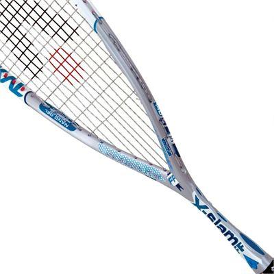 Karakal X SLAM FF Squash Racket-String View
